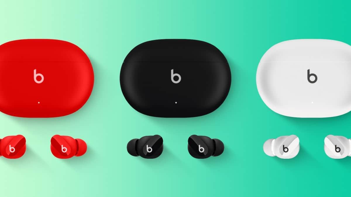 به زودی شاهد معرفی ایربادز Beats Studio Buds اپل با طراحی بدون ساقه هستیم - چیکاو