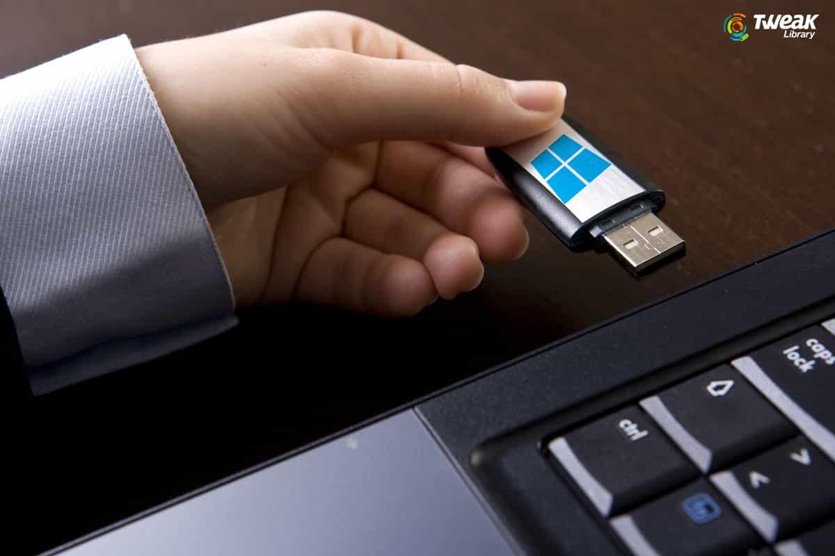 نحوه نصب مجدد و تعمیر ویندوز 10 از طریق USB - چیکاو