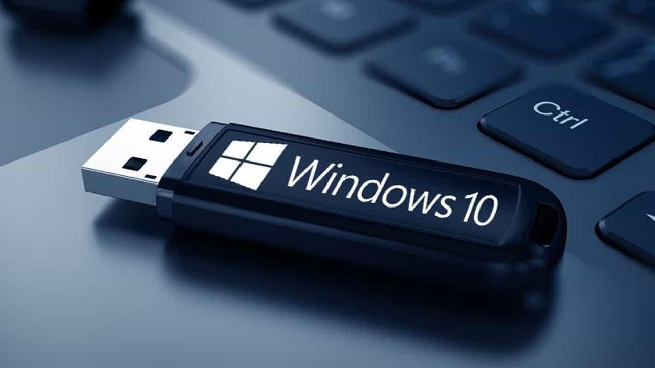 نصب ویندوز 10 - چیکاو