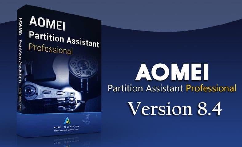 AOMEI Partition Assistant - چیکاو