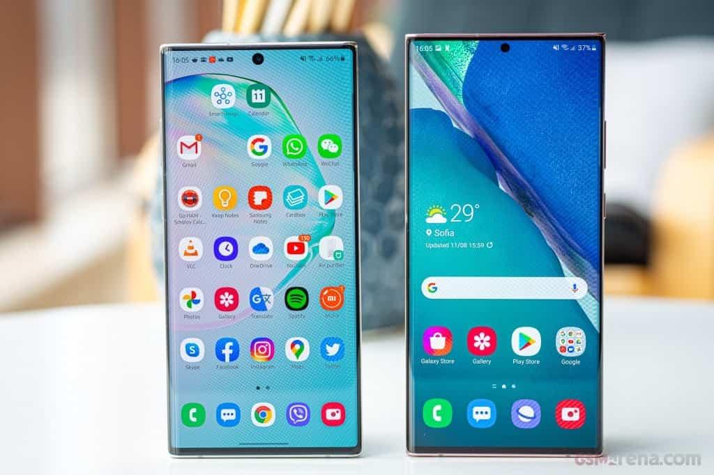 Samsung Note series phones - چیکاو
