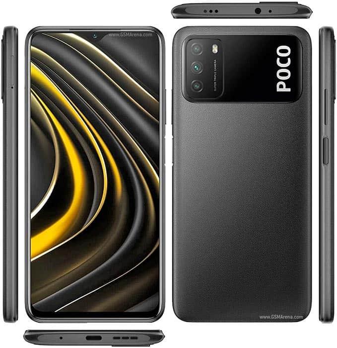 Xiaomi Poco M3 - چیکاو