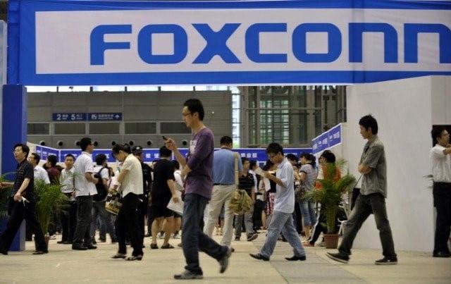 فاکسکان (Foxconn) - چیکاو