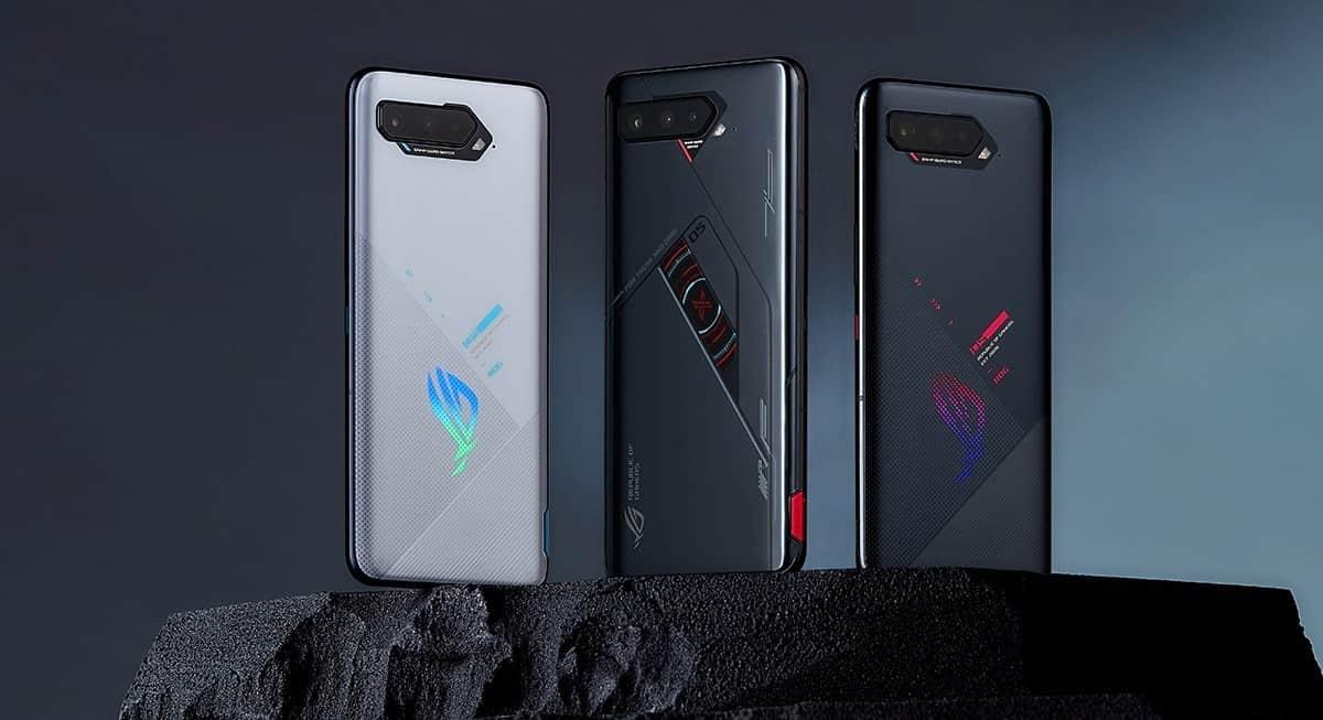 راگ فون ۵ اس و اس ۵ پرو ایسوس با استفاده از تراشهی اسنپدراگون ۸۸۸ پلاس، رکورد جدیدی در نمونه برداری لمسی ثبت می کند - چیکاو