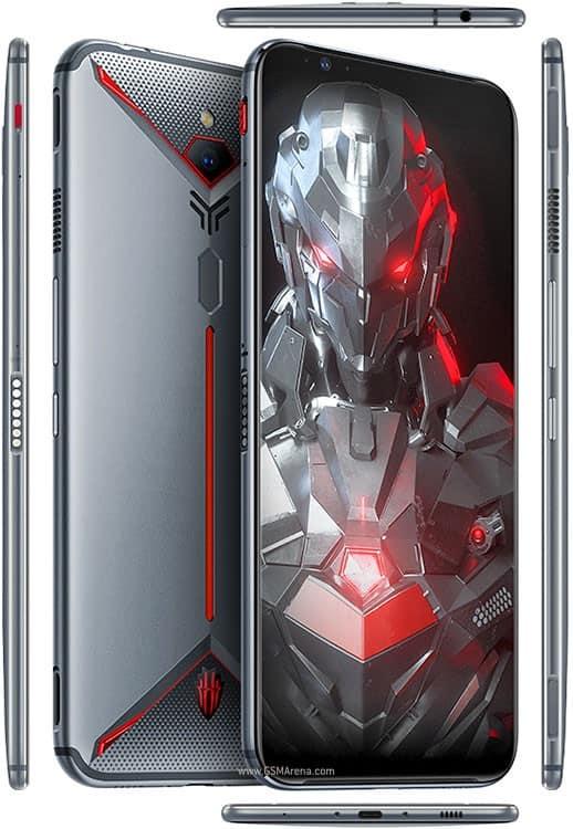 گوشی پرچمدار نوبیا نسخهی رد مجیک ۶ اس پرو (Red Magic 6S Pro) - چیکاو