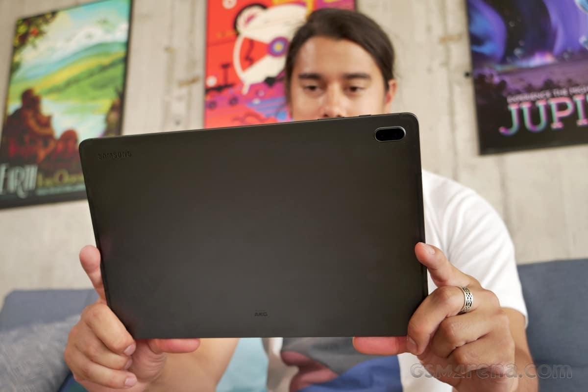 Samsung Galaxy Tab S7+ - چیکاو