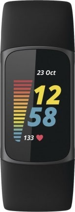 صفحه نمایش دستگاه تناسب اندام فیت بیت Charge 5 Fitbit - چیکاو