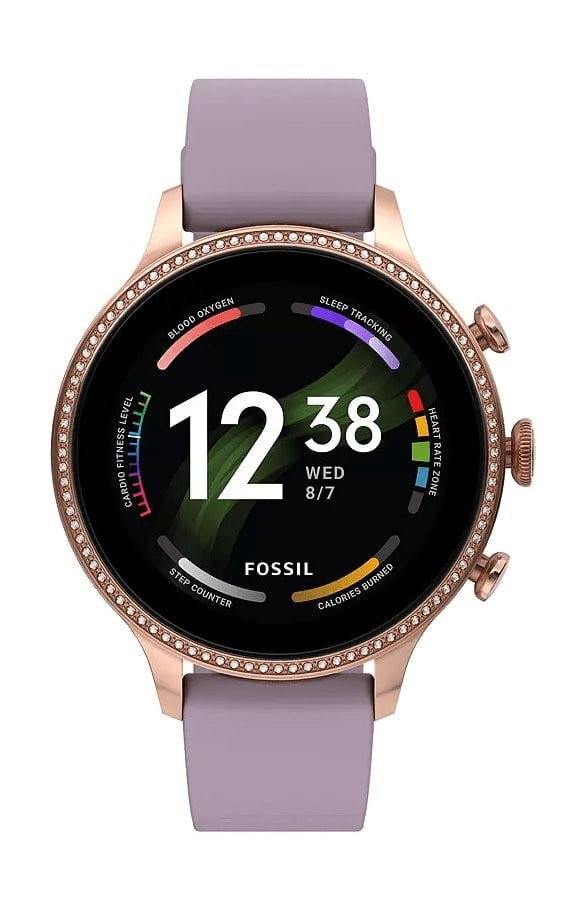 شرکت فسیل از ساعت های هوشمند نسل ۶ خود در روز دوشنبه ۸ شهریور رونمایی می کند - چیکاو