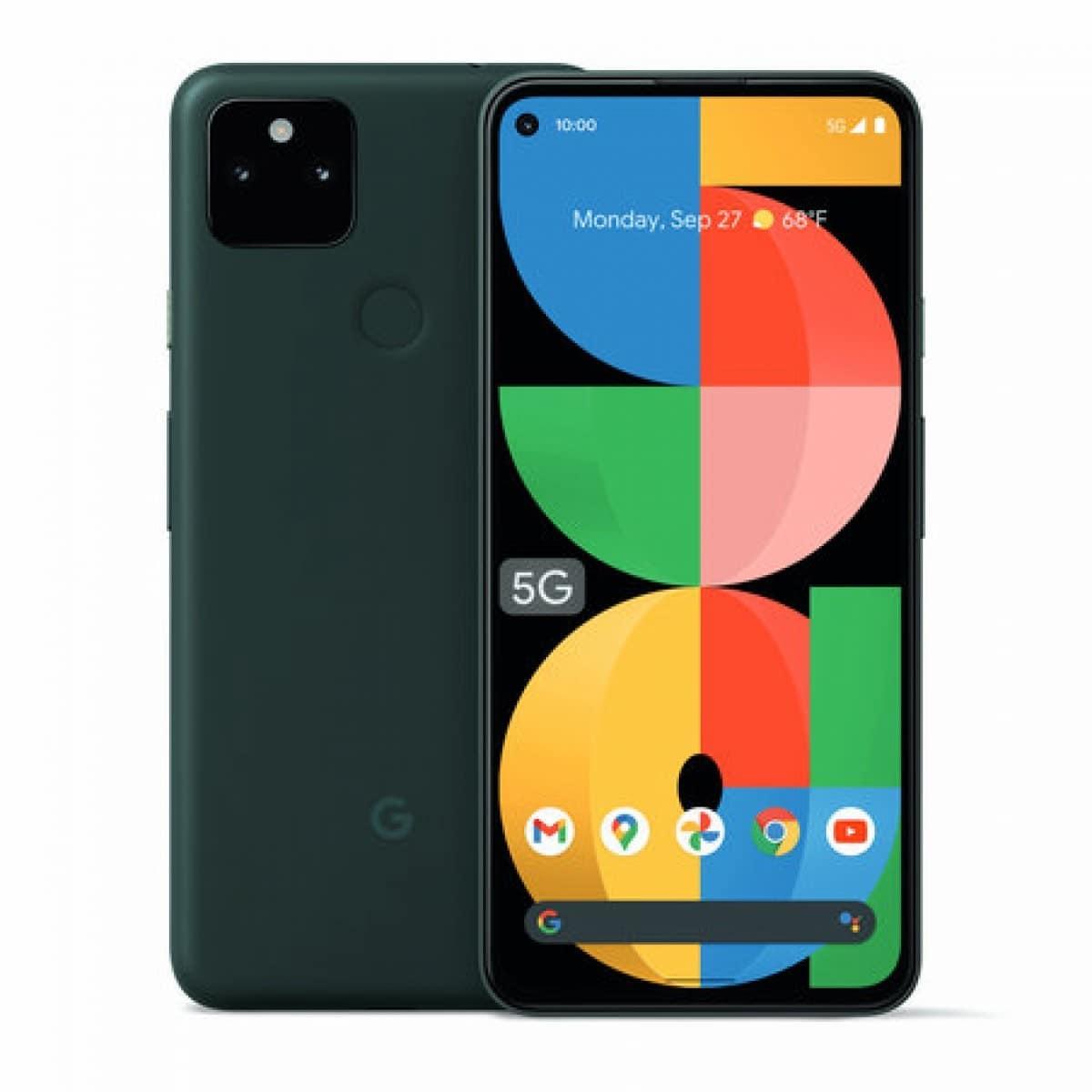 گوگل، پیکسل 5a 5G را با IP67، باتری 4680 میلی آمپر ساعتی و قیمت 449 دلار معرفی کرد - چیکاو