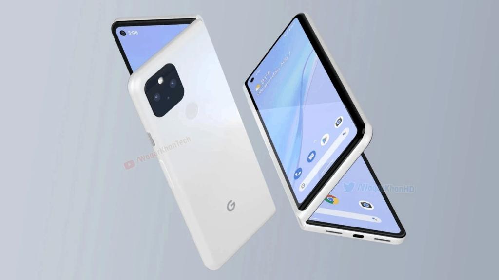 گوشی تاشوی گوگل با نام گوگل پیکسل فولد به زودی معرفی می شود - چیکاو