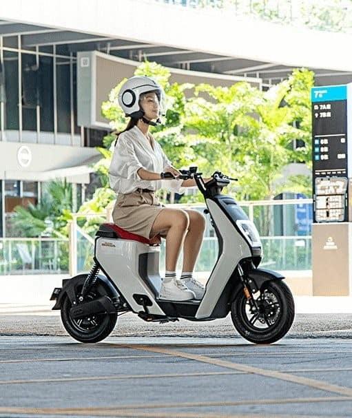 هوندا اسکوتر برقی فوق مقرون به صرفه U-BE را در چین عرضه می کند - چیکاو
