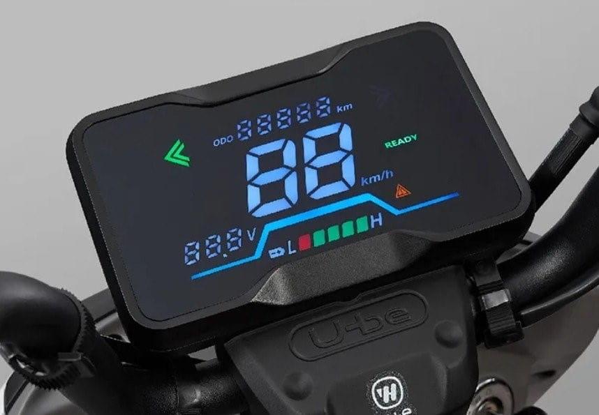 صفحه نمایش LCD هوندا U-BE - چیکاو