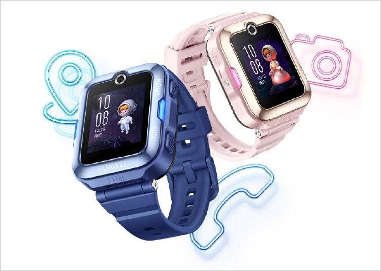 هواوی از ساعت هوشمند بچگانهی چیلدرن واچ ۴ پرو رونمایی کرد - چیکاو