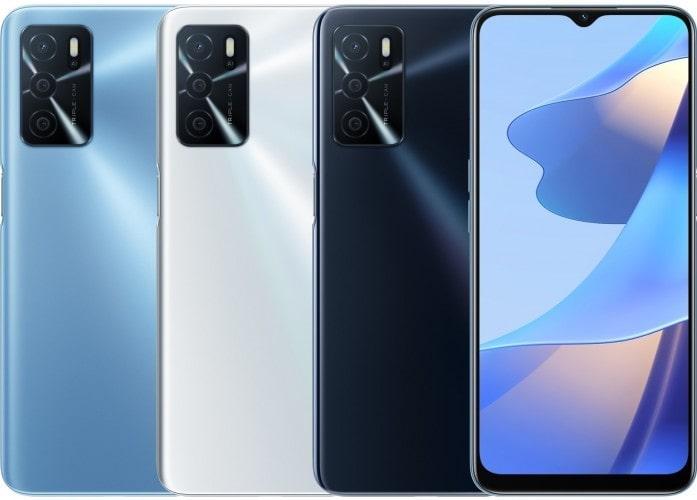 گوشی اوپو A16s با دوربین سه گانه، باتری 5000 میلی آمپر ساعتی و پشتیبانی از NFC عرضه شد - چیکاو