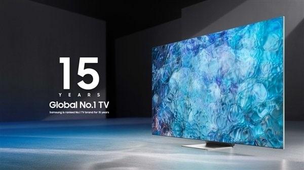 رتبهی اول فروش تلویزیون در نیمه اول سال ۲۰۲۱ را سامسونگ به دست آورد - چیکاو
