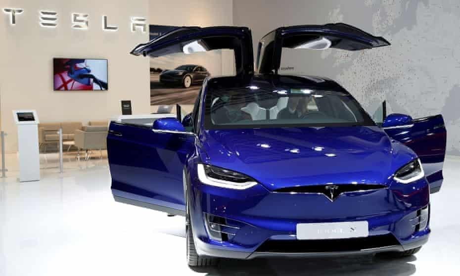 خودروهای برقی - چیکاو