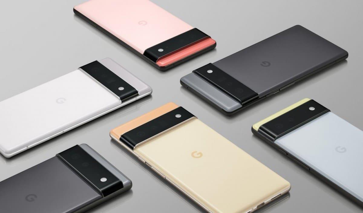 گوشیهای گوگل پیکسل ۶ و گوگل پیکسل ۶ پرو بدون شارژر عرضه می شوند - چیکاو
