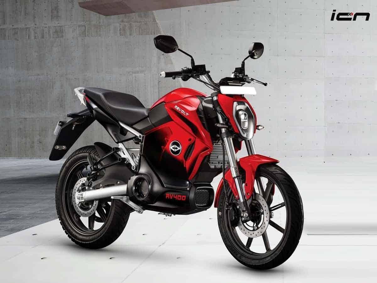 موتورسیکلت الکترونیکی Revolt RV1 به عنوان نسخه مقرون به صرفه RV400 عرضه می شود - چیکاو