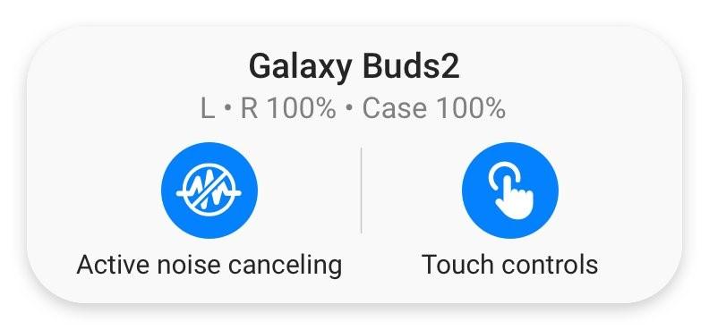 Samsung Galaxy Buds2 TWS - چیکاو