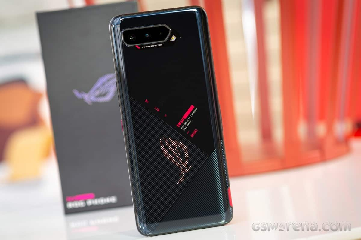 Asus ROG Phone 5S - چیکاو