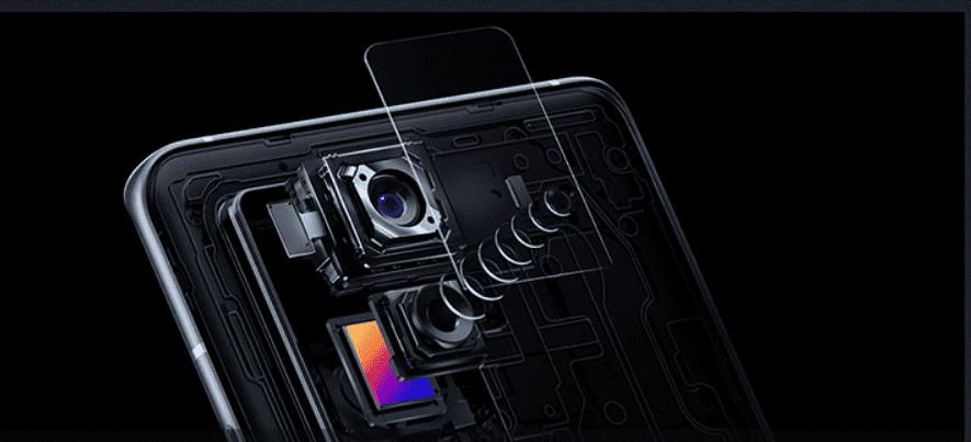 ماژول دوربین ویوو ایکس ۷۰ - چیکاو