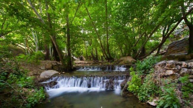نزدیک شیراز کجا طبیعتگردی کنیم؟ - چیکاو