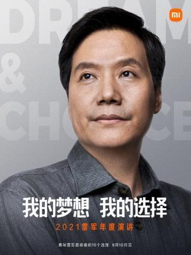 لی جون مدیرعامل شیائومی - چیکاو