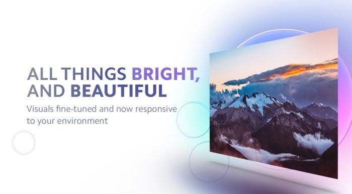 صفحه نمایش شفاف تلوزیون جدید شیائومی - چیکاو