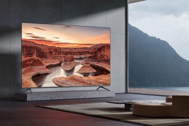 تلویزیون غول پیکر ۸۶ اینچی ردمی مکس شیائومی - چیکاو