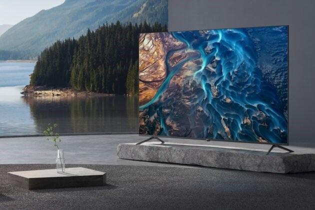 تلویزیون های ردمی مکس ۸۶ و ۹۸ اینچی با صفحه نمایش 4k - چیکاو