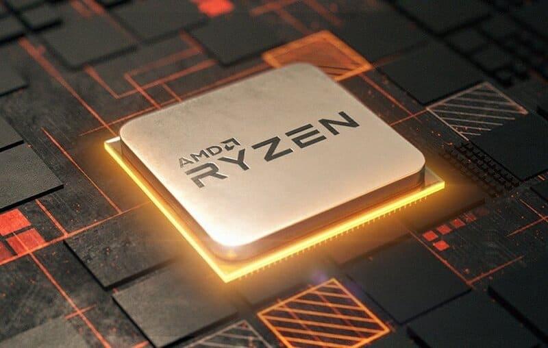 سری AMD Ryzen - چیکاو