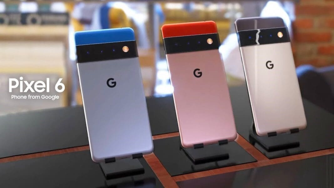 لیست برخی از ویژگی های دوربین گوشی های سری گوگل پیکسل 6 فاش شد - چیکاو