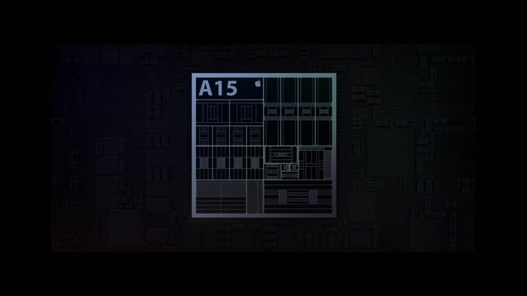 تراشهی اپل A15 آیفون ۱۳ - چیکاو
