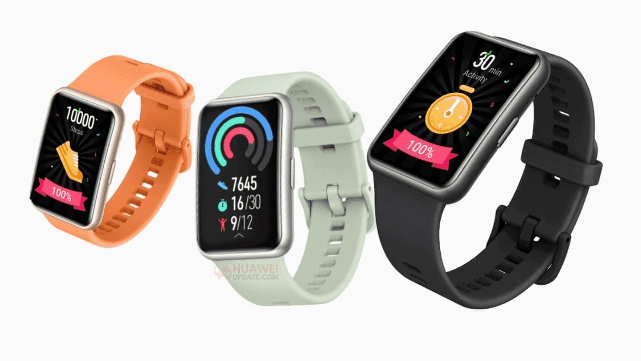 گزارش رویداد هواوی: ساعت هوشمند هواوی واچ فیت جدید معرفی شد - چیکاو