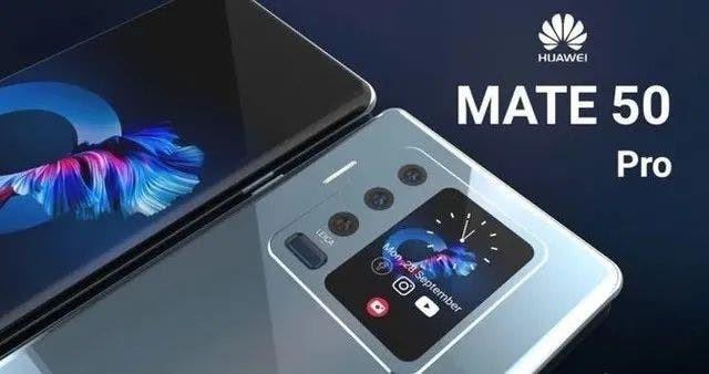 مشخصات گوشی های هوشمند سری میت ۵۰ هواوی - چیکاو