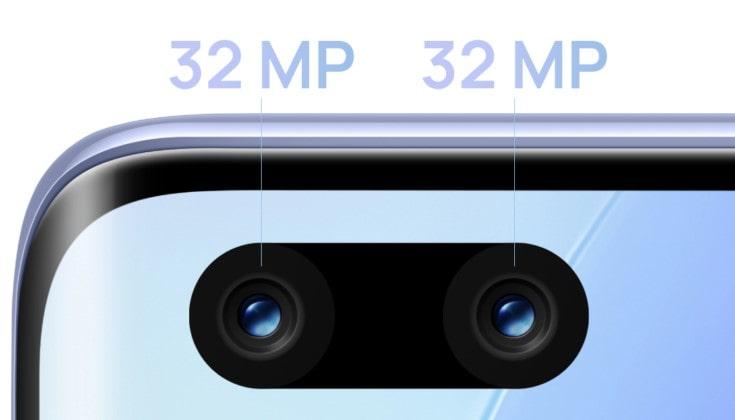 دوربین سلفی دوگانه سری هواوی نوا 9 - چیکاو