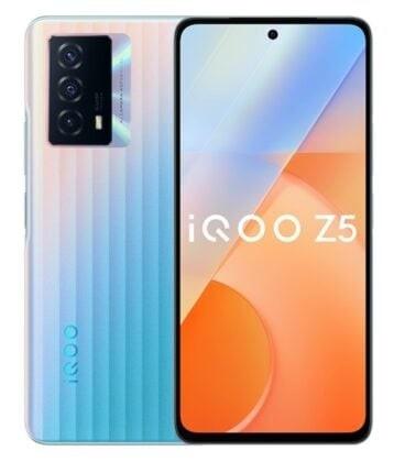 پنل پشتی گوشی هوشمند iQOO Z5 5G - چیکاو