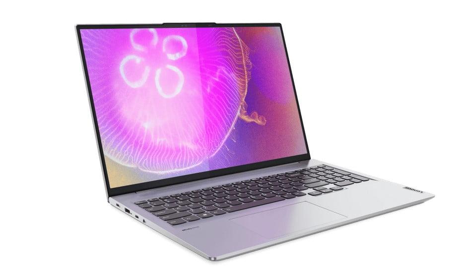 لنوو لپ تاپ یوگا اسلیم ۷ پرو را با پردازنده رایزن و سیستم عامل ویندوز ۱۱ در هند معرفی کرد - چیکاو