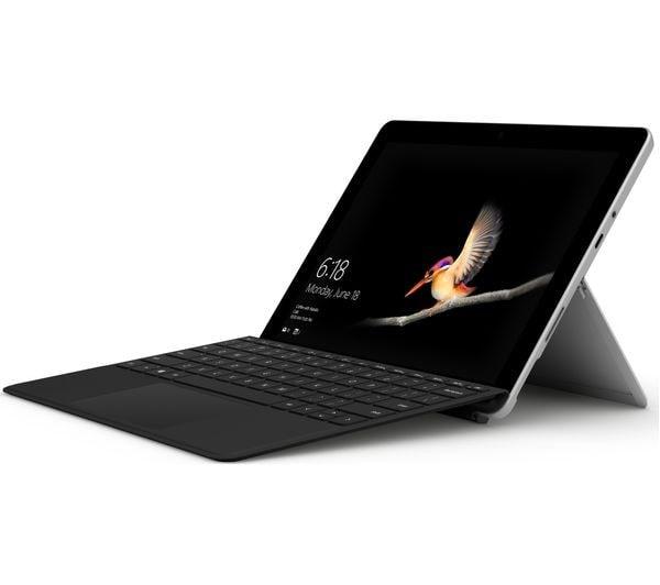 دستگاه سرفیس گو  3  مشکی مایکروسافت - چیکاو