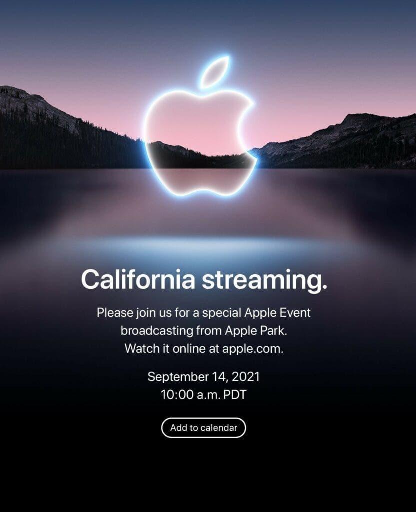 رویداد اپل - چیکاو
