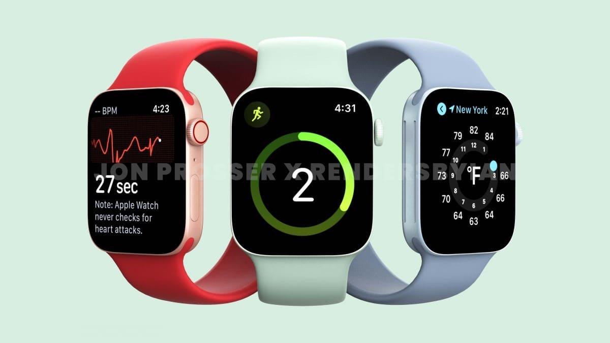 تولید ساعت های هوشمند اپل واچ سری 7 به دلیل مشکلات تولید به تعویق می افتد - چیکاو