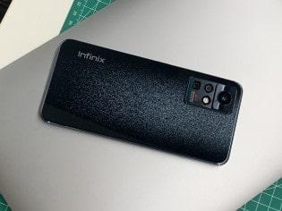 پنل پشتی  تلفن اینفنیکس را با دوربین اصلی 108 مگاپیکسلی و پریسکوپ 5 برابری - چیکاو