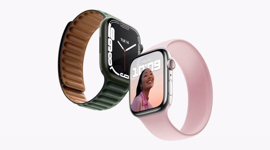 طراحی و رنگ بندی اپل واچ - چیکاو