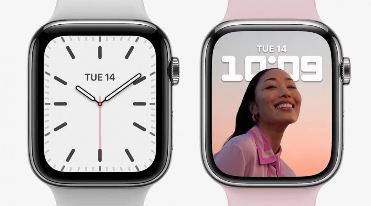 ساعت های هوشمند اپل واچ سری 7  - چیکاو