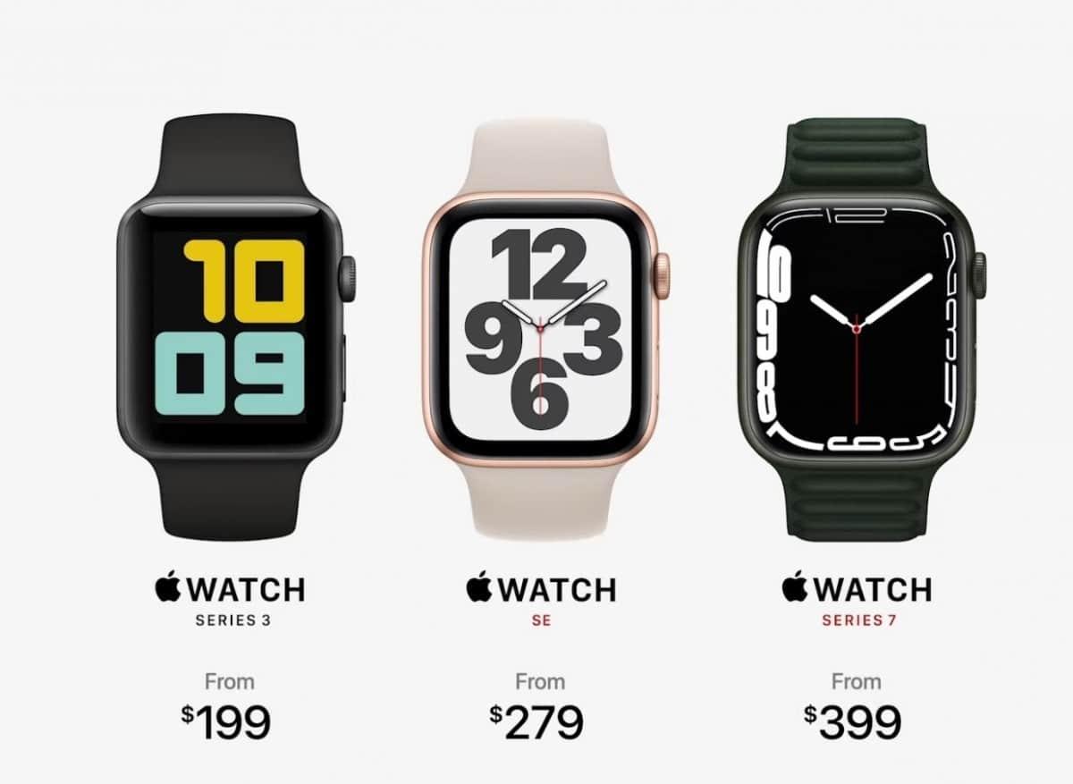 صفحه نمایش ساعت های هوشمند اپل واچ سری 7  - چیکاو
