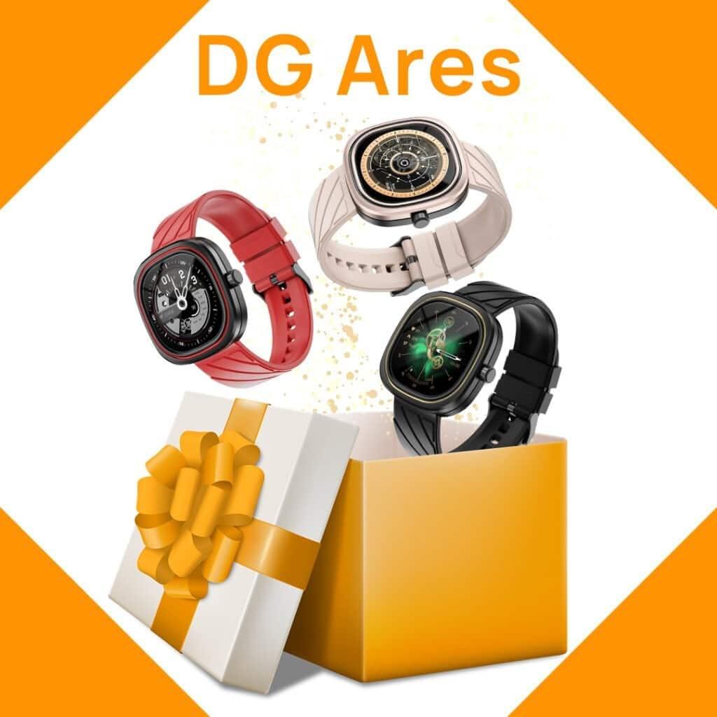 ساعت هوشمند دوجی دی جی آرس با قیمت 31.99 دلار در AliExpress عرضه می شود - چیکاو