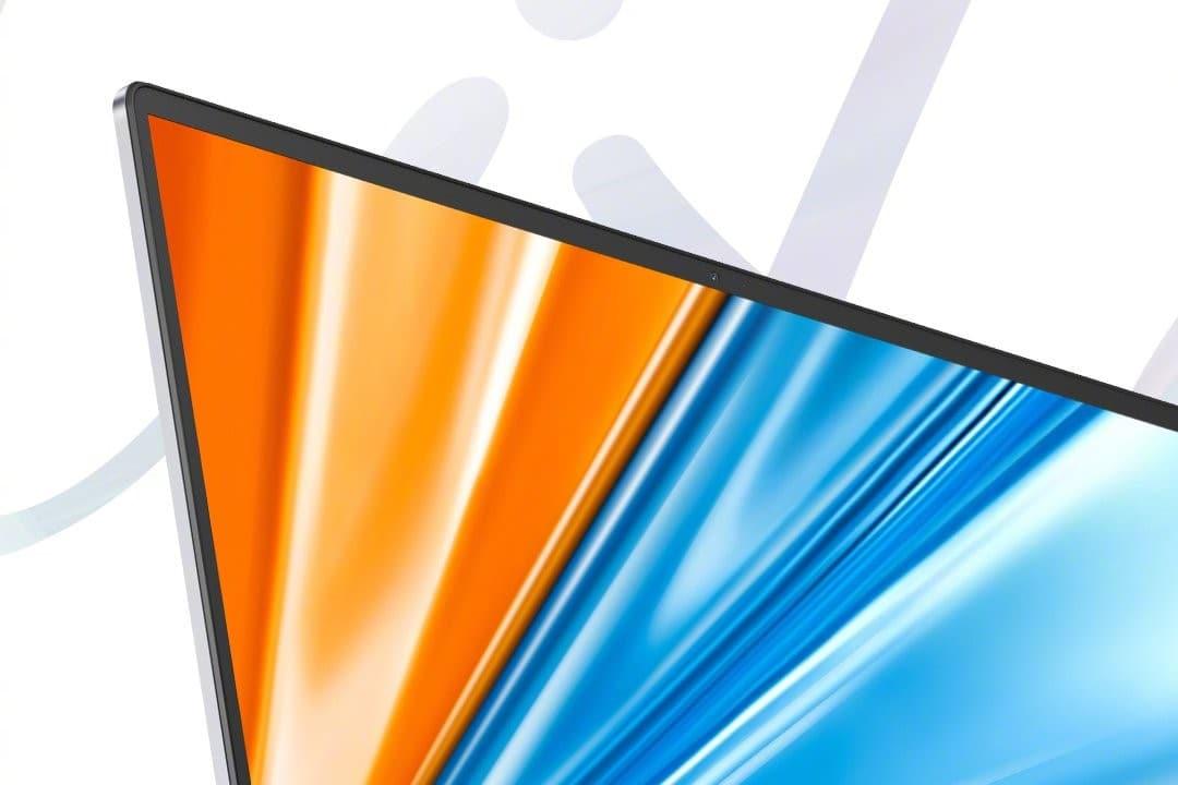 لپتاپ مجیک بوک وی ۱۴ آنر دارای حاشیه های بسیار باریک و صفحه نمایش لمسی دارد - چیکاو