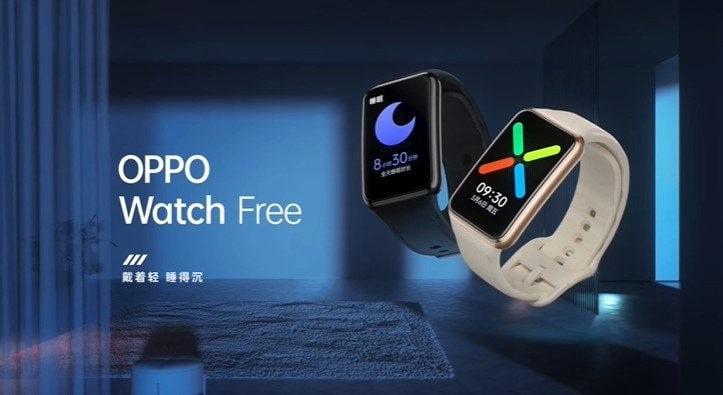 ساعت هوشمند اوپو واچ فری دارای صفحه آمولد، بیش از ۱۰۰ حالت ورزشی و عمر باتری 14 روزه است - چیکاو