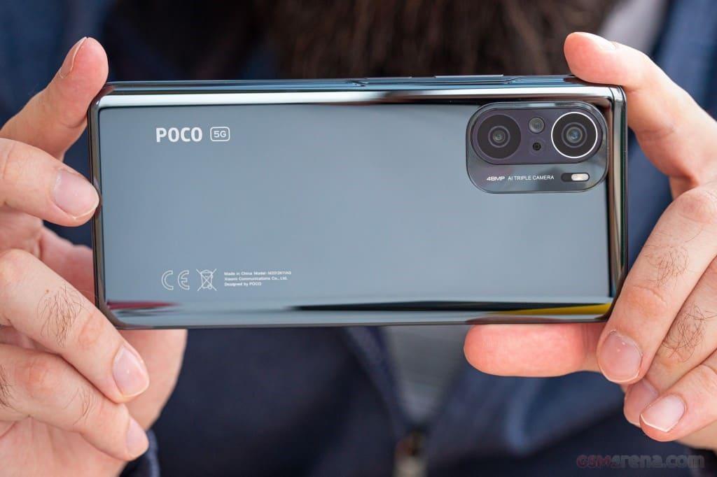 ماژول دوربین گوشی هوشمند پوکو اف ۳ شیائومی (POCO F3) - چیکاو