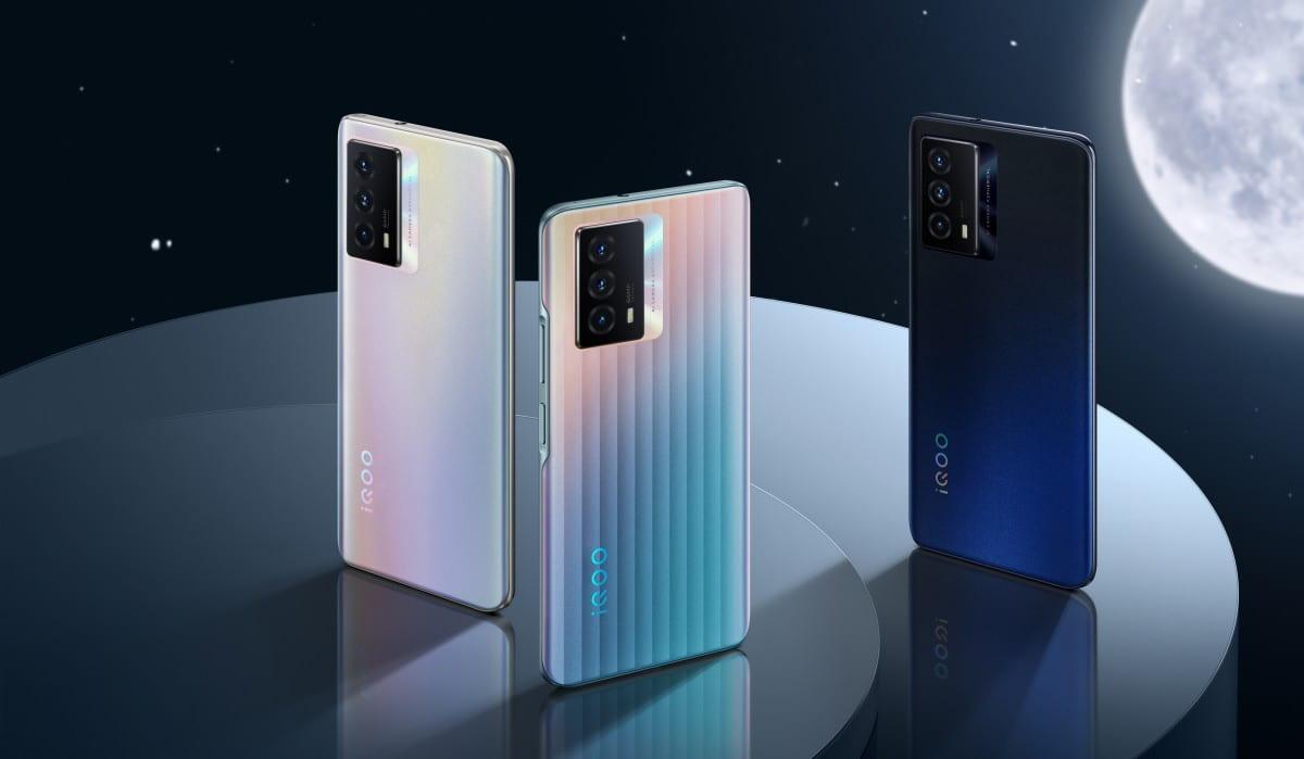 مشخصات گوشی هوشمند iQOO Z5 - چیکاو